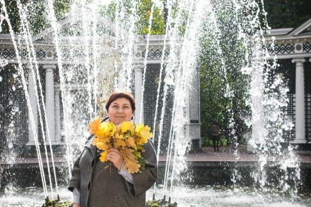Тюменцы могут выбрать лучшее фото «Краски осени: Подари осенний букет!»