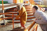 В Надыме проверяют доступность магазинов для маломобильных граждан