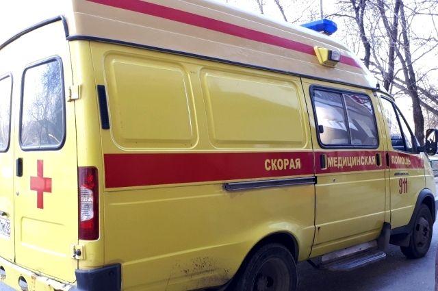 В ДТП на тюменской трассе погибла пассажирка иномарки