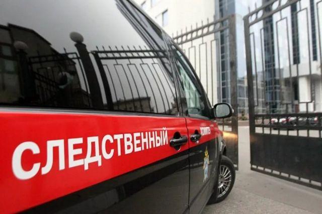 В Тобольске СКР расследует причину возгорания административного помещения
