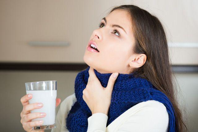 Как приготовить полоскание для горла?