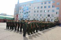 В Тюменской области начался осенний призыв