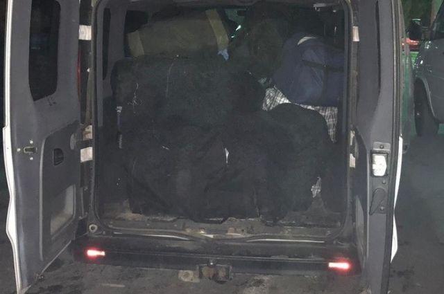 Закарпатец пытался вывезти в ЕС тонну янтаря на сумму один миллион долларов