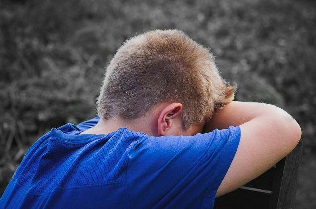 Мальчик стал жертвой недетской жестокости.