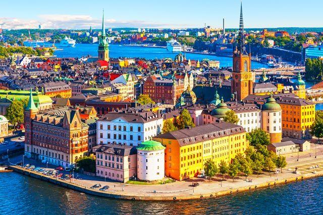 Главный приз — путёвка на двоих в Стокгольм.