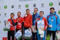 Спортсмены региона завоевали большинство медалей на Кубке России в Хабаровске.