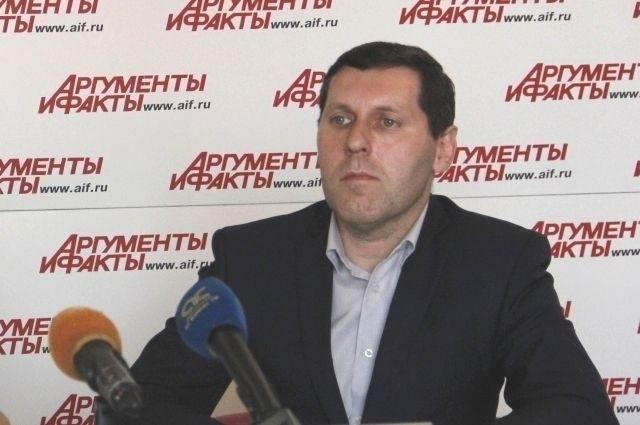 Михаил Жиляев.