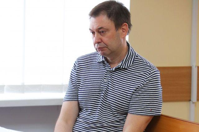 Рассмотрение апелляции наарест Вышинского вгосударстве Украина отменено