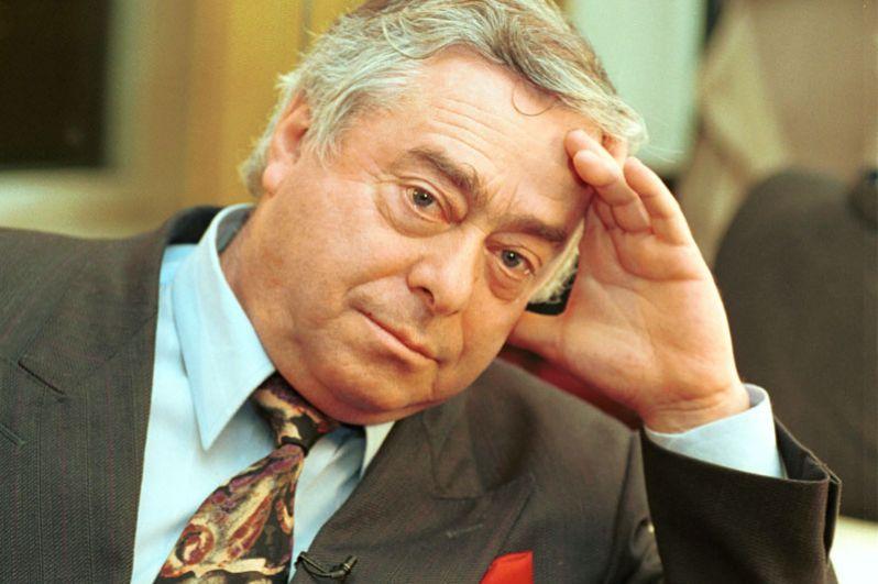 Роман Карцев в 1998 году.
