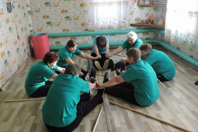 Почти полторы сотни оздоровительных групп по области созданы для людей в «серьезном возрасте».