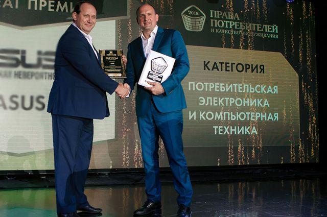 Сергей Кудрявцев, ASUS.