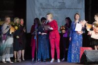"""Церемония награждения в мае победительниц регионального конкурса """"Женщины бизнеса Адыгеи"""" в рамках Национального конкурса """"Женщины бизнеса России""""."""