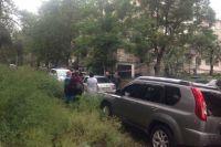 В Каменском мужчина угрожал взорвать дом: эвакуированы люди, оцеплен двор