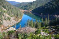 Озеро Амут - одно из семи чудес Хабаровского края.