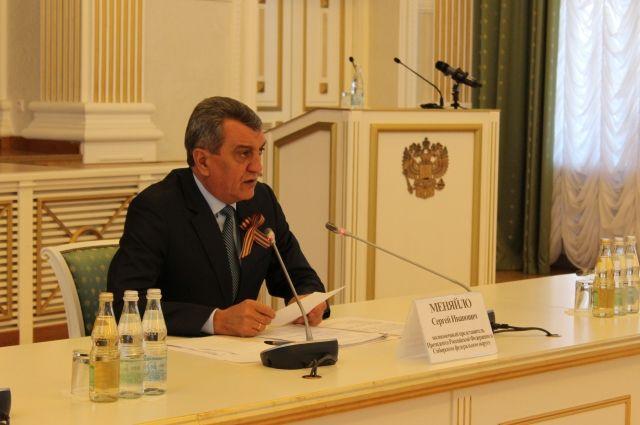 Полпред президента Меняйло приехал в Омскую область