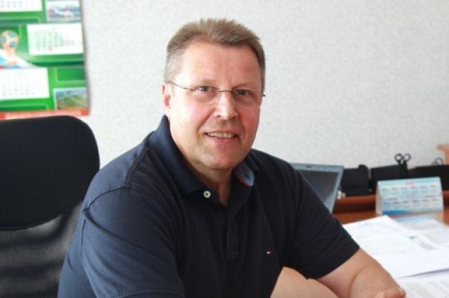 Дмитрий Чубарев.