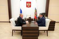 Владимир Путин предложил Казбеку Кокову возглавить Кабардино-Балкарию.