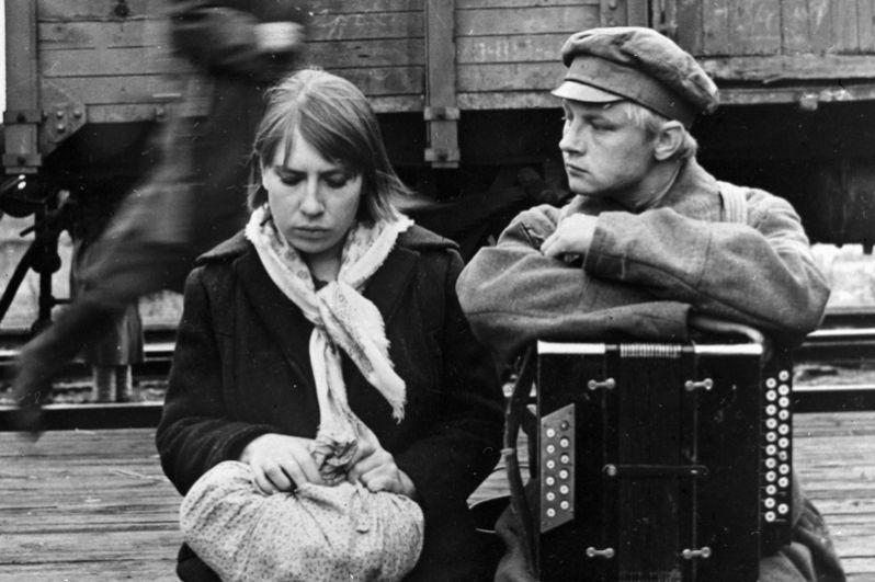 «В огне брода нет» (1967) — Таня Тёткина.