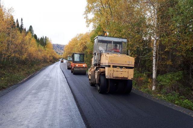 Автодорога является одной из самых оживленных в Таштагольском районе.