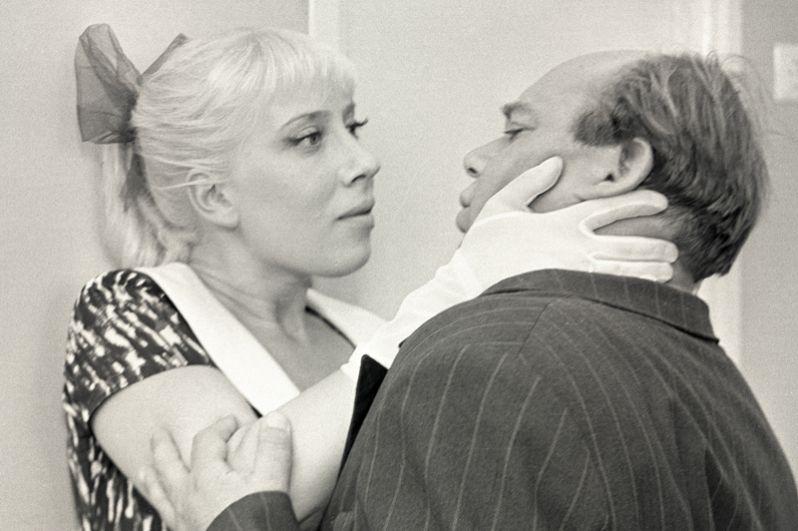 «Тридцать три» (1965) — Розочка Любашкина.