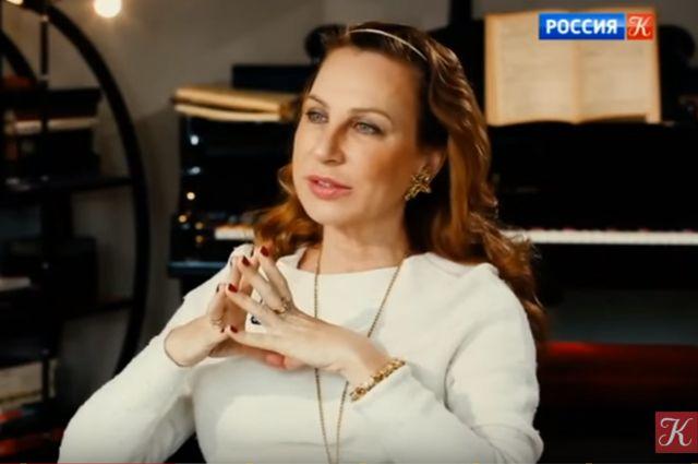Ирина Никитина.