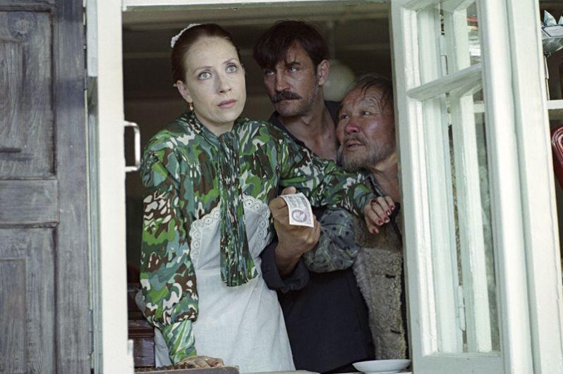 «Валентина» (1981) — Анна Васильевна Хороших.