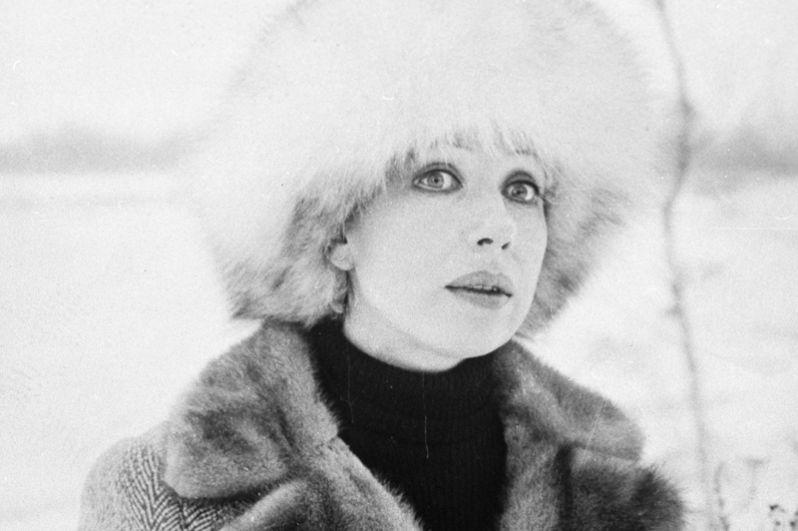 «Тема» (1979) — Саша Николаева.