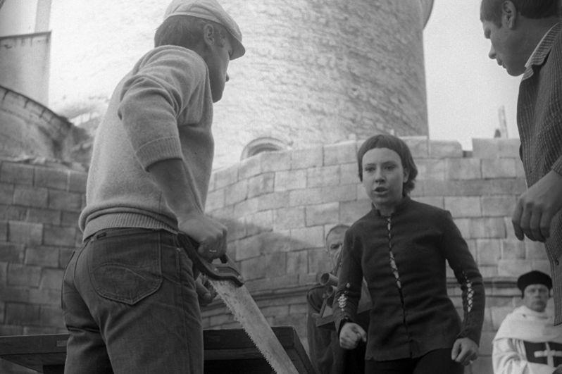 «Начало» (1970) — Паша Строганова / Жанна д'Арк.