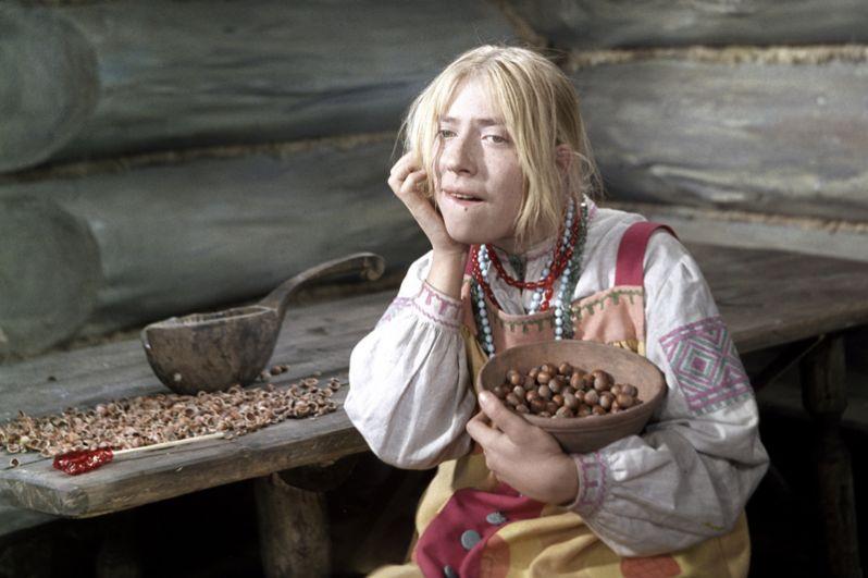 «Морозко» (1964) — Марфушка.