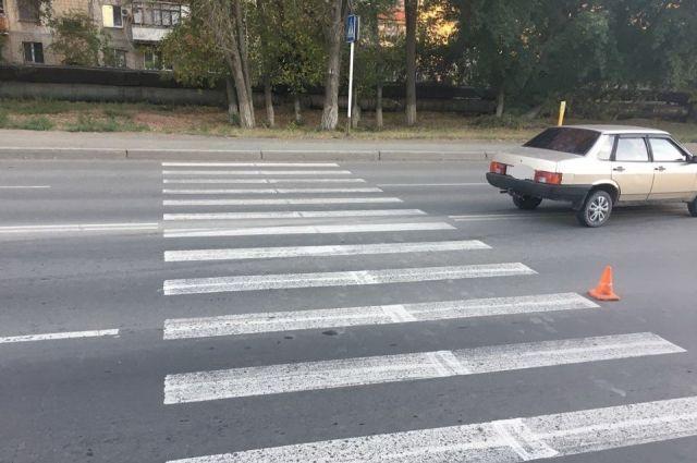В Новотроицке водитель «ВАЗа» сбил на «зебре» 8-летнюю школьницу.
