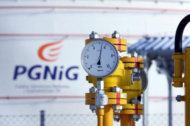 Польша перепродаст Украине 200 миллионов кубометров газа