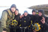 Лучшим спасателем-водолазом Ямала стал Роман Хабибулин из Салехарда