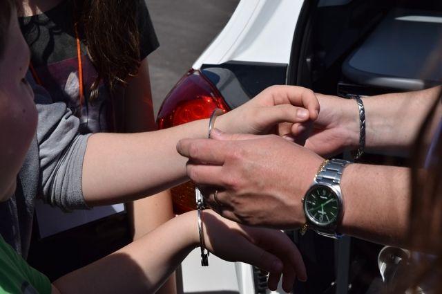 Ноябрянка пойдет под суд за нападение на полицейского
