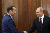 Тюмень покидает бывший заместитель губернатора Вадим Шумков