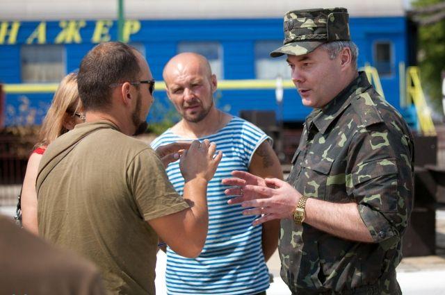 Командующий ООС сообщил о намерении «перевернуть сознание» жителей Донбасса