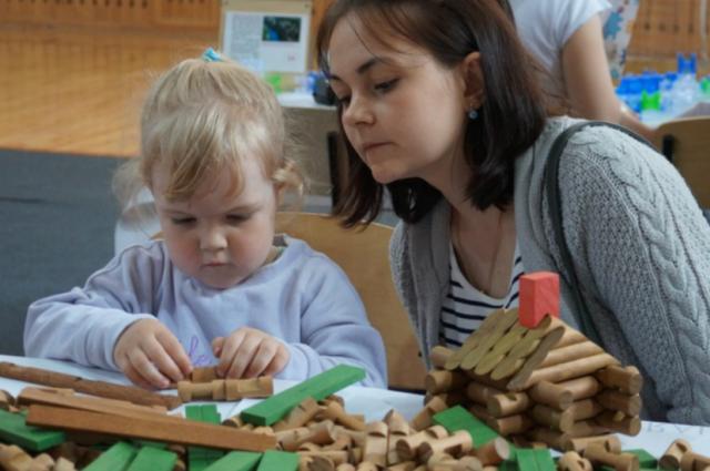 В Тобольск в четвертый раз приедет игротека «Страна Конструктория»