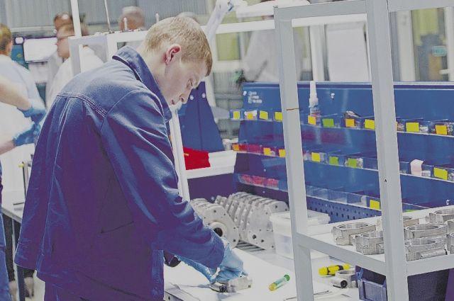 промышленности XXI века качество продукции важнее объёмов.