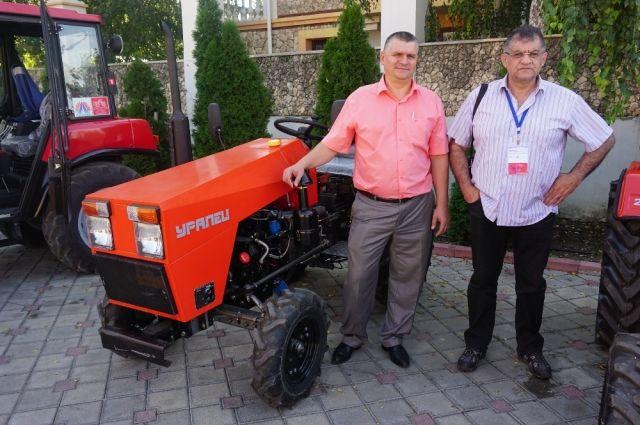 Техника марки Уралец выходит на рынок Молдовы