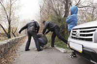 Криминал в Новосибирске.