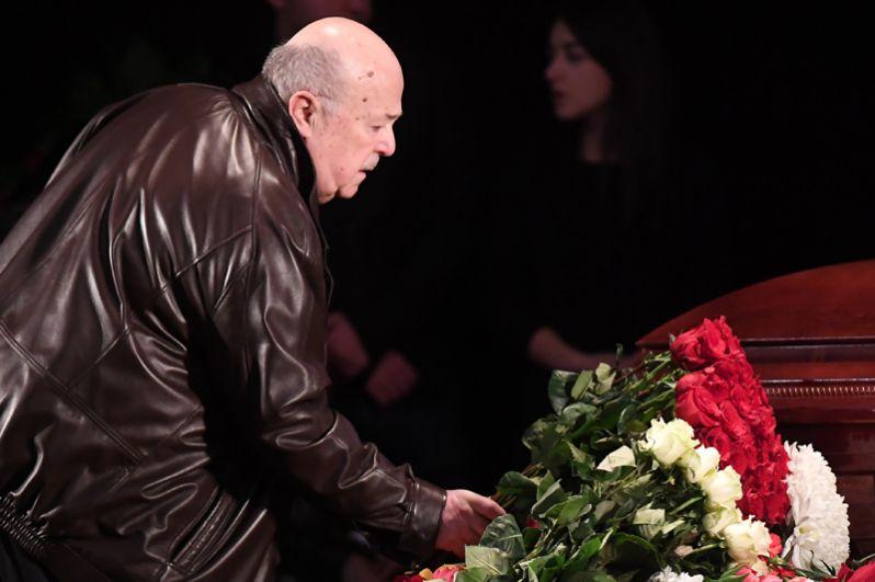 Председатель Союза театральных деятелей РФ Александр Калягин.