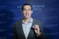 Легкоатлет Сергей Шубенков