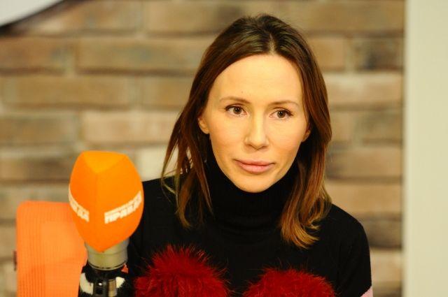 Марина Семынина.