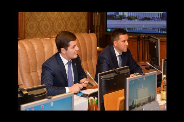 Губернатор Ямала принял участие в совещании по развитию Арктики