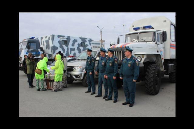 На Ямале завершилась всероссийская тренировка по гражданской обороне