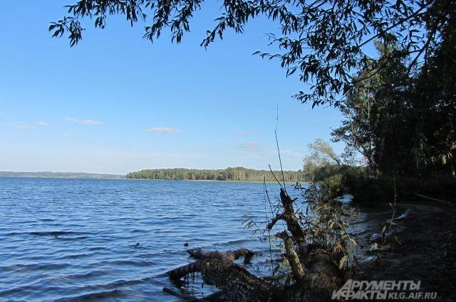 На берегу Виштынецкого озера появится смотровая площадка для отдыхающих.
