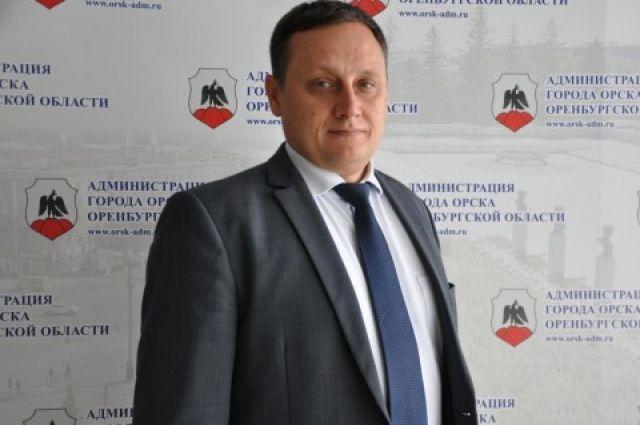 УЖКХ Орска возглавил кандидат экономических наук Андрей Галкин.