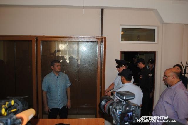 На следующей неделе суд примет решение о продлении ареста Арапова.