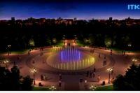 Какой именно фонтан будет в парке - выберут участники интернет-голосования.