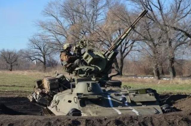 В Минобороне сообщили украинских военных получили статус участника боевых действий.