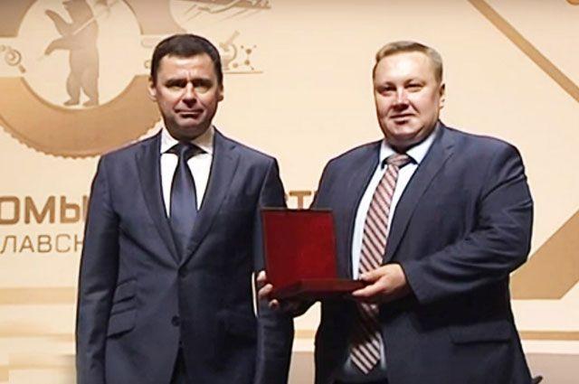 В номинации «Химическая и нефтехимическая промышленность» победителем областного конкурса признана переславская компания «ПолиЭР».